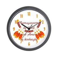 """Narragansett"" Wall Clock"