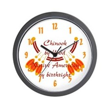 """Chinook"" Wall Clock"