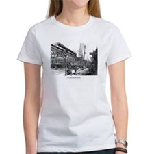 NYC- el train Tee