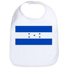 Honduras Flag Bib