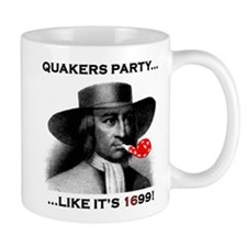Quakers Party Mug