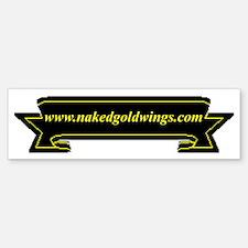 "GoldWing Shop ""www Bumper Bumper Bumper Sticker"