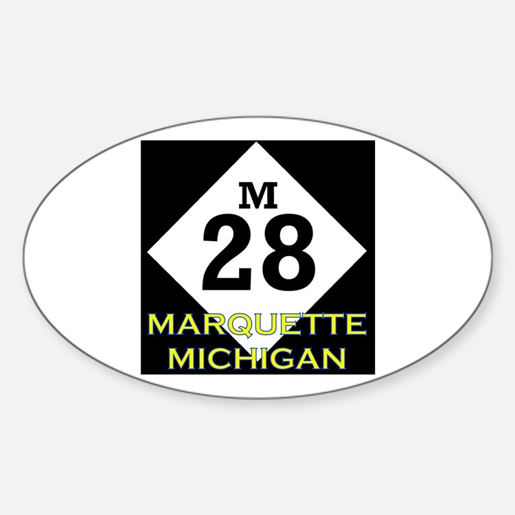 M28marquette Decal