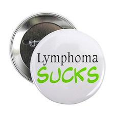 "Lymphoma Sucks 2.25"" Button (100 pack)"