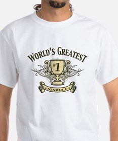 World's Greatest Asshole Shirt