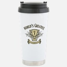 World's Greatest Asshole Travel Mug