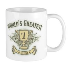 World's Greatest Asshole Mug