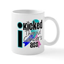 IKickedThyroidCancerAss Mug