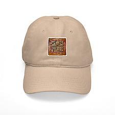 Old Jewish Symbols Baseball Cap
