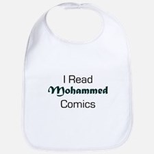I Read Mohammed Comics Bib