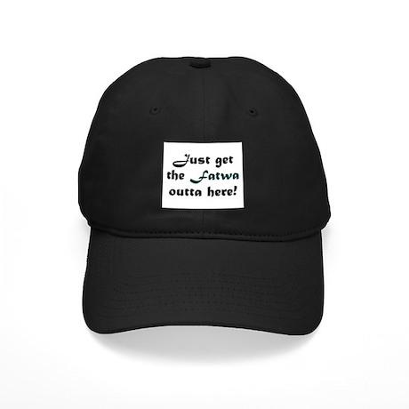 Get the Fatwa Outta Here! Black Cap