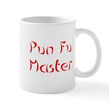 Pun Fu Master Small Mug