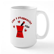 More Pharmacist Mug
