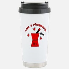 More Pharmacist Travel Mug