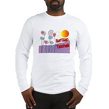 retired teacher Long Sleeve T-Shirt