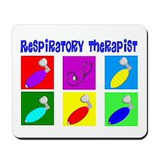 Respiratory Therapy 6 Mousepad