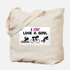 TIME 2 TRI Tote Bag