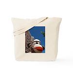 Ernie the Sock Monkey Tote Bag