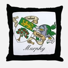 Murphy Sept Throw Pillow