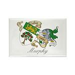 Murphy Sept Rectangle Magnet (10 pack)