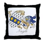 Nagle Sept Throw Pillow