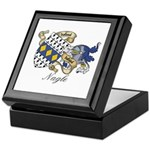 Nagle Sept Keepsake Box