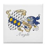 Nagle Sept Tile Coaster