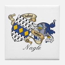 Nagle Sept Tile Coaster