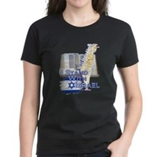 I Stand With Israel - Tee