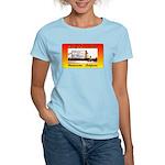 Hi-Way 39 Drive-In Theatre Women's Light T-Shirt