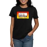 Hi-Way 39 Drive-In Theatre Women's Dark T-Shirt