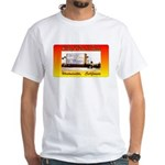 Hi-Way 39 Drive-In Theatre White T-Shirt