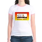 Hi-Way 39 Drive-In Theatre Jr. Ringer T-Shirt