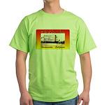 Hi-Way 39 Drive-In Theatre Green T-Shirt