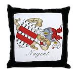 Nugent Sept Throw Pillow
