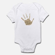 Proud to be a Primate Infant Bodysuit
