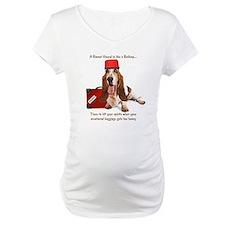 Basset Hound Bellhop Shirt