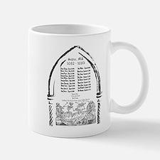 Salem Witch Trials Mug