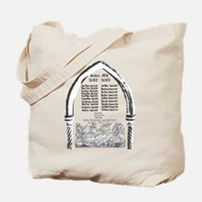 Salem Witch Trials Tote Bag