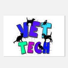 Veterinary II Postcards (Package of 8)