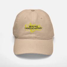 I ROCK THE S#%! - LANDSCAPING Baseball Baseball Cap