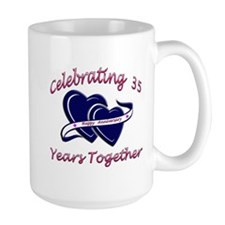 celebrating heart 35 Mugs