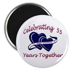 Wedding anniversary party Magnet