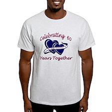Funny 60th wedding anniversary T-Shirt