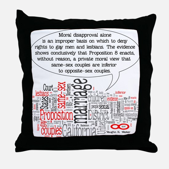 PROP H8 (1) Throw Pillow