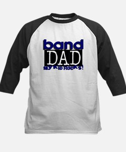 Band Dad-My Kid Rocks Tee
