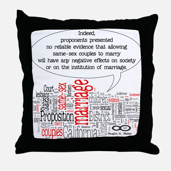 PROP H8 (2) Throw Pillow