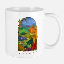 Land Of Israel Mug