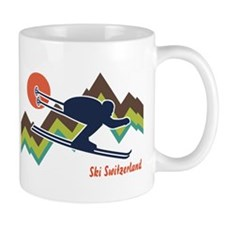Ski Switzerland Mug