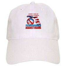 Floridians Against Obama Baseball Cap